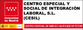 Cesil. Certificado de la Comunidad de Madrid
